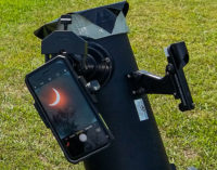 Dispatch from the 'Path of Totality'