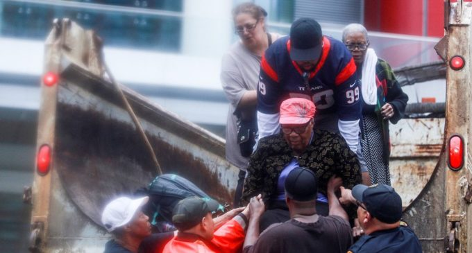 Hurricane Harvey relief efforts: How to get — and offer — help