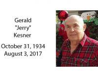 "Gerald ""Jerry"" Kesner"