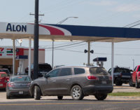UPDATED: Local residents line up to buy gas as rumors of shortage spread