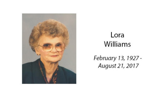 Lora Williams