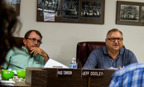 Revenue windfall allows school district to catch up on some projects