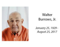 Walter Burrows, Jr.