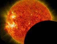 Breckenridge to see partial solar eclipse on Monday