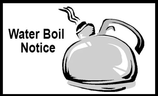 Boil water notice issued for one Breckenridge quadrant