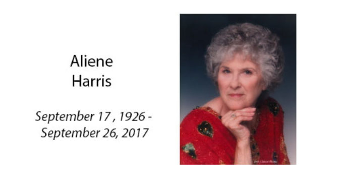 Aliene Harris