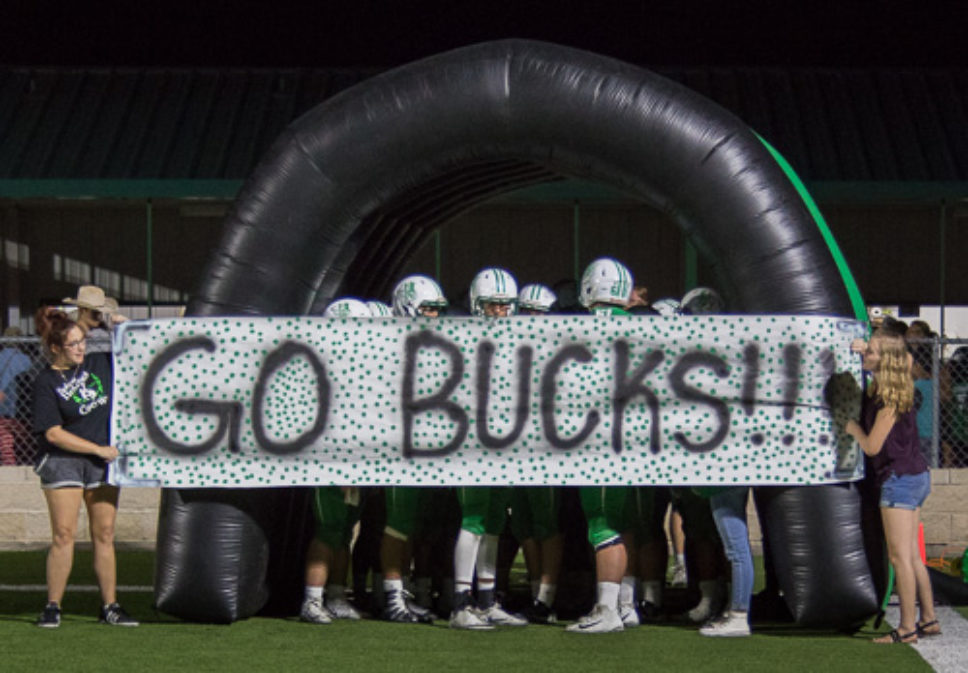 Bucks Battle Rams