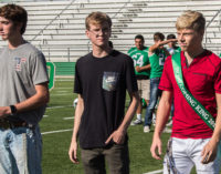 Pichler named 2017 BHS Homecoming King at pep rally