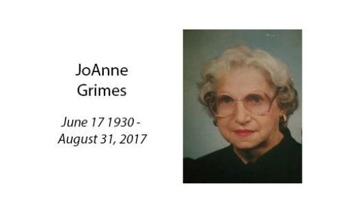 JoAnne Grimes