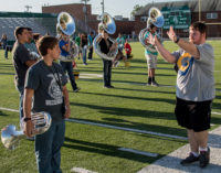 Meet Joseph Firenza, the new assistant band director for BISD