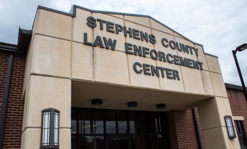Stephens County Jail suspends inmate visitation as prevention against coronavirus