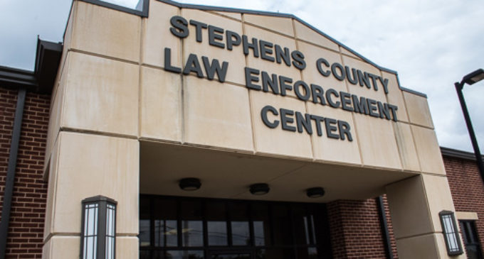 Stephens County Sheriff's Office investigation leads to recovery of stolen property, arrests of suspects