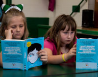 South 'Spreads Wonder' with a book for every student