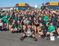 BHS Band advances to area contest