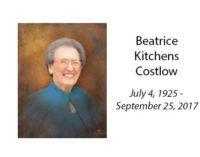 Beatrice Kitchens Costlow