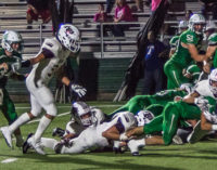 Buckaroos beat Bowie on Pink Out Night