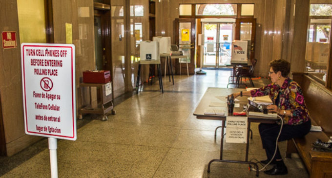 Early voting underway at courthouse