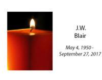 J.W. 'Pee Wee' Blair