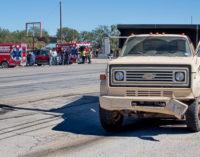 West Walker wreck damages three vehicles