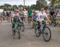 Bike ride honors Sloan Everett