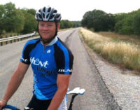 Saturday's bike ride organized in memory of Sloan Everett