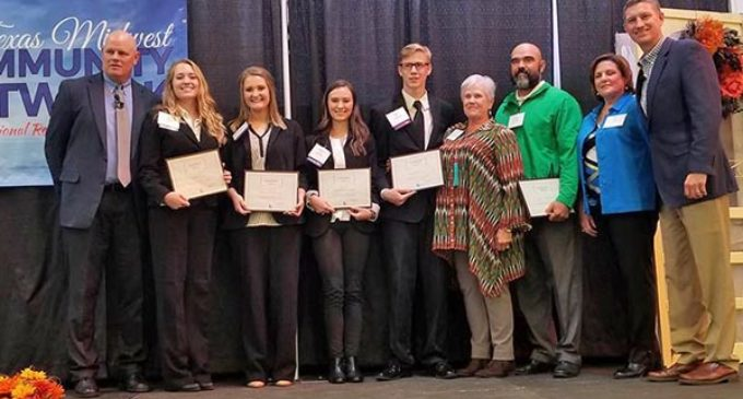BHS leadership team wins first place for park project