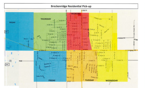 City announces changes to residential trash pickup routes, bulk item pickup service