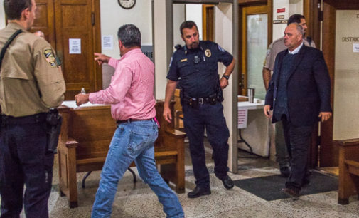 Jury finds Blair not guilty in murder of Leah Martin