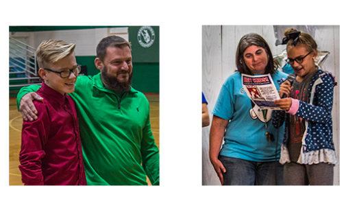 Two Breckenridge teachers honored with Teacher Tribute