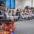 Mrs. Cyprian's class presents their Thanksgiving program