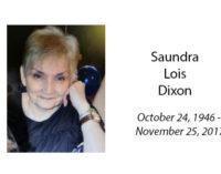 Saundra Lois Dixon