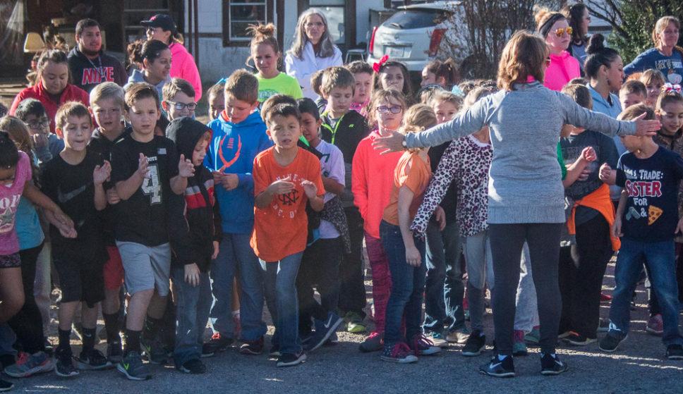 North Elementary's 2017 Turkey Trot