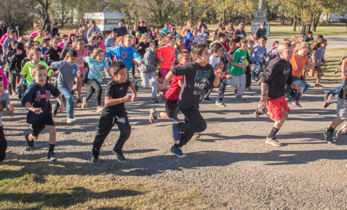 Turkey Trot kicks off Thanksgiving holiday for students