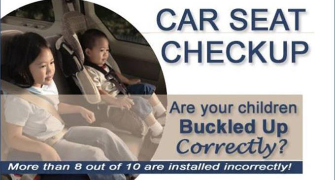 Car seat safety check slated for Thursday, Dec. 7 – Breckenridge Texan