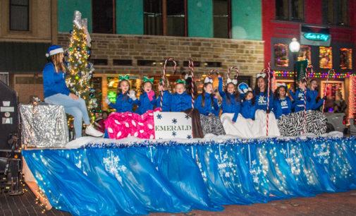 Christmas Parade entry deadline set for Friday, Nov. 30