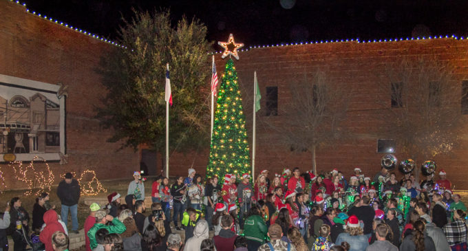 Annual Christmas tree lighting, Mingle and Jingle scheduled for Friday, Nov. 15