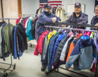 Fire department collects, gives away free coats as winter weather arrives in Breckenridge