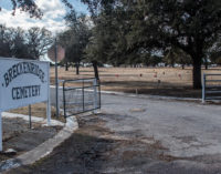 City's semi-annual cemetery cleanup to begin Feb. 1