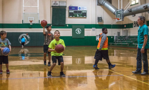 Elks Hoop Shoot for kids scheduled for Saturday, Dec. 15