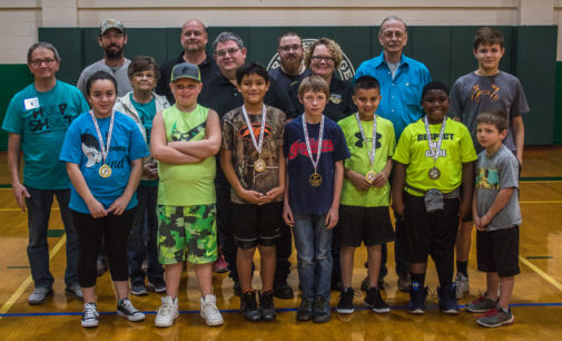 Elks host Hoop Shoot, winners heading to district contest