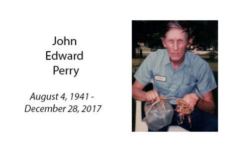 John Edward Perry