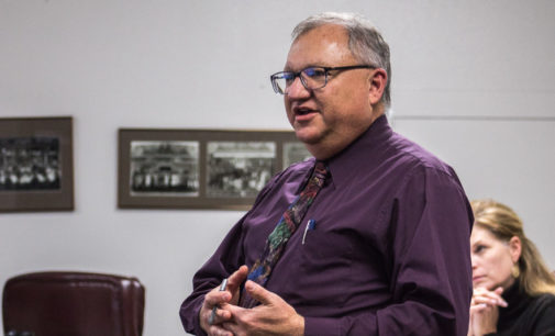 BISD's Seymore nominated for Superintendent of the Year