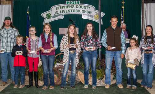Herdsman Awards winners, others honored at awards banquet