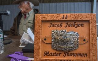 SCJLS-Master Showmanship
