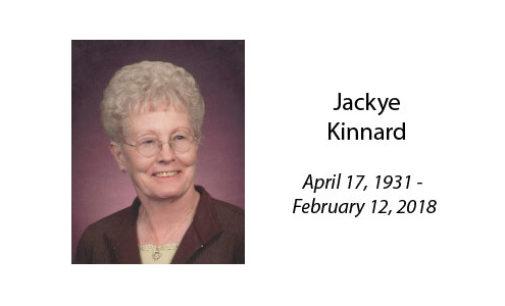 Jackye Kinnard