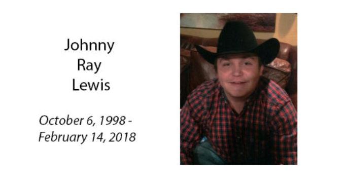 Johnny Ray Lewis