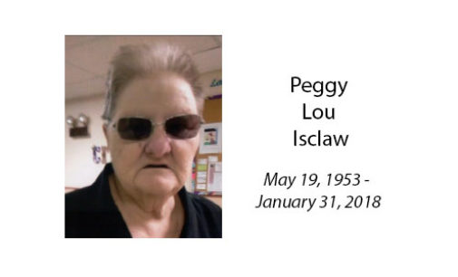 Peggy Lou Isclaw