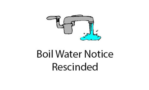 City rescinds both boil water notices