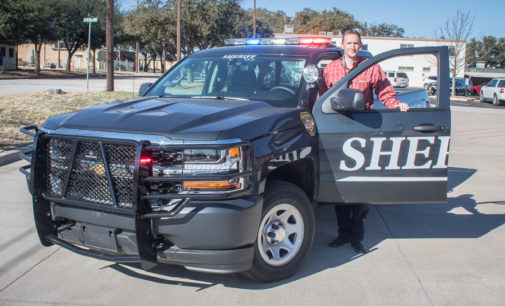 New Sheriff Department patrol vehicles set to hit streets soon