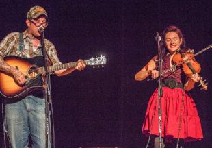 Urban Pioneers play Breckenridge's National Theatre